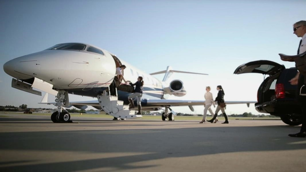 Private Jet Expeditions