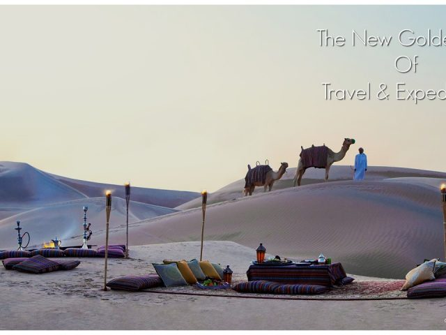 The New Golden Era Of Travel & Expeditions