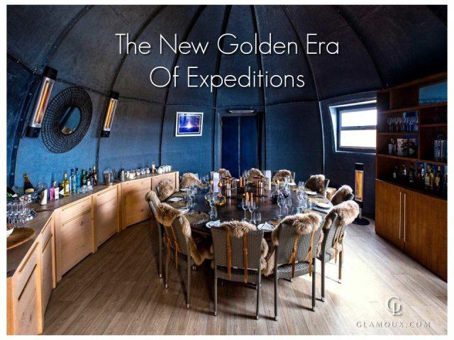 The New Golden Era of Polar Expeditions - Antartica