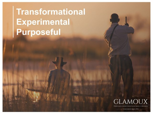 Transformational Experimental Meaningful